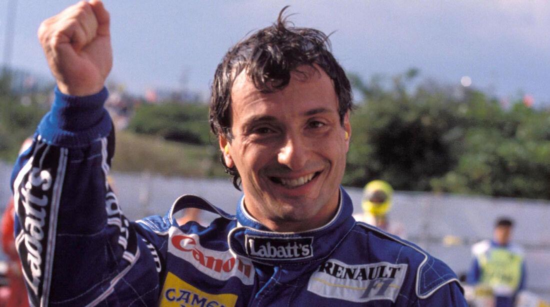 Riccardo Patrese - GP Japan 1992
