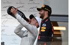 Ricciardo - Bottas - GP Aserbaidschan 2017 - Baku - Rennen