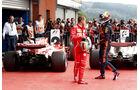 Ricciardo & Vettel - GP Belgien 2017