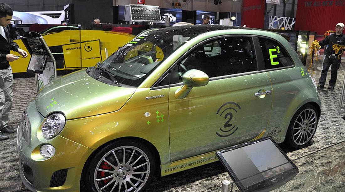 Rinspeed Fiat 500