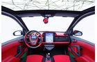 Rinspeed Smart Dock+go, Innenraum, Cockpit