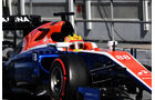 Rio Haryanto - Manor - Formel 1-Test - Barcelona - 4.3.2016