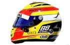Rio Haryanto - Manor - Helm - Formel 1 - 2016