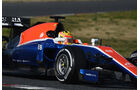 Rio Haryanto - Manor Racing - Formel 1-Test - Barcelona - 24. Februar 2016