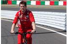 Rob Smedley - GP Japan - Suzuka - 6. Oktober 2011