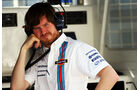 Rob Smedley - Williams - Formel 1 - GP Bahrain - Sakhir - 4. April 2014