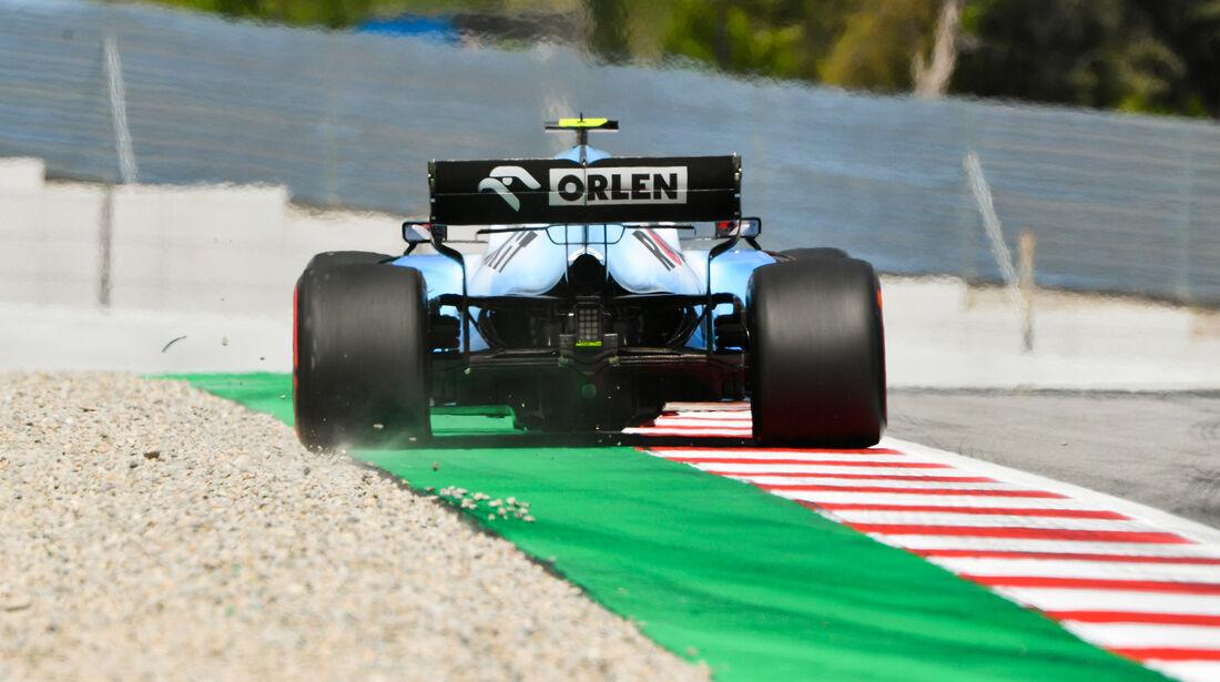 Robert Kubica - Formel 1 - GP Spanien 2019