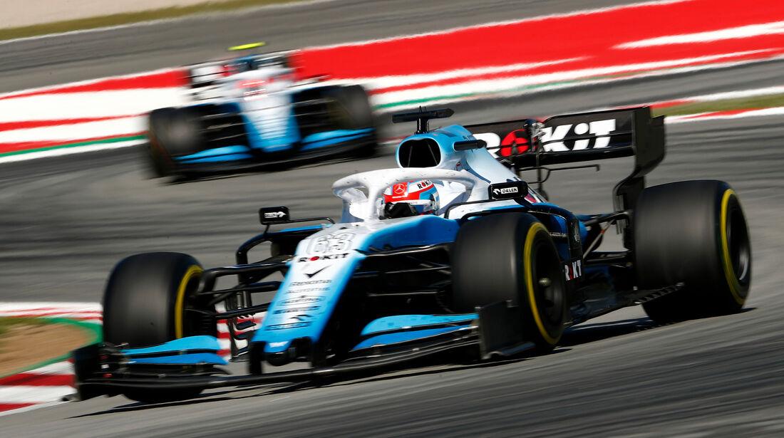 Robert Kubica - GP Spanien 2019