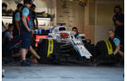 Robert Kubica - Williams - F1-Testfahrten - Abu Dhabi - 27.11.2018