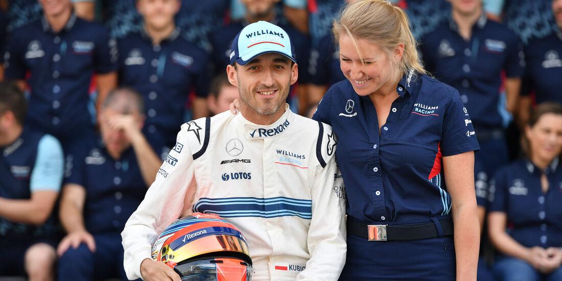 Robert Kubica - Williams - F1