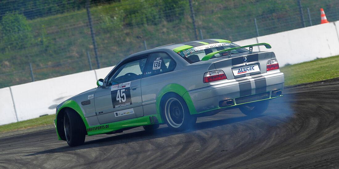 Roland Redl, Drifter45DriftChallenge, High Performance Days 2012, Hockenheimring