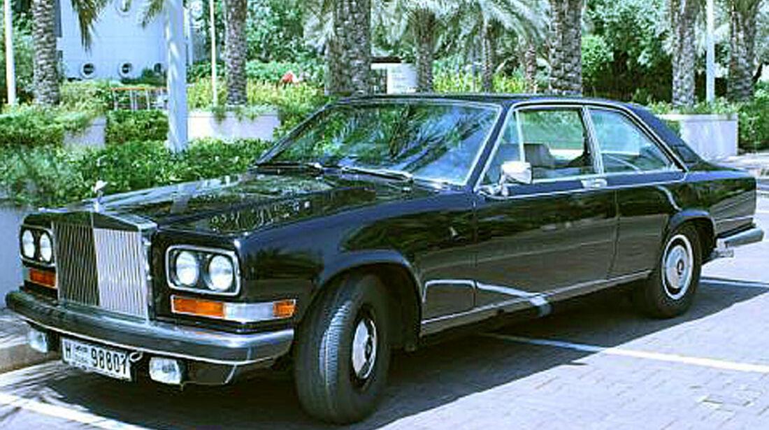 Rolls-Royce Camargue Coupé