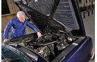 Rolls Royce Camargue, Motor
