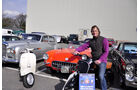 Rolls-Royce, Corvette, Pontiac Grand Prix - Techno Classica 2011 - Privatmarkt