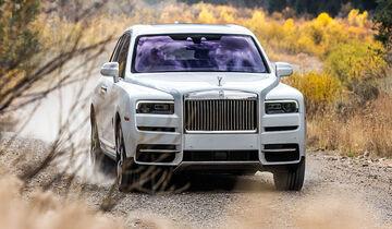 Rolls-Royce Cullinan (2018)
