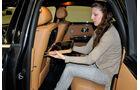 Rolls Royce Ghost, Fond, Rückbank, Klapptisch