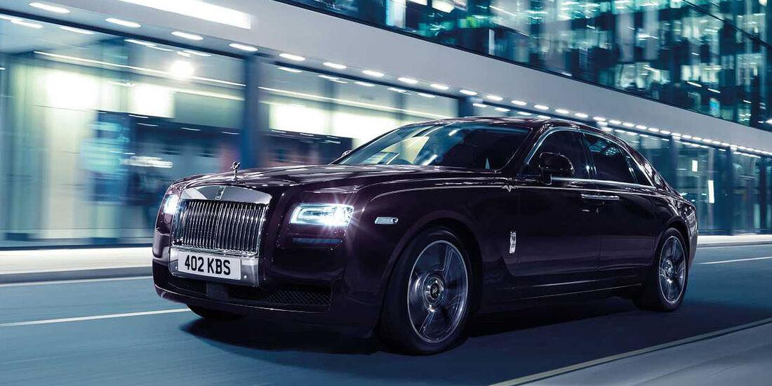 Rolls Royce Ghost V-Specification