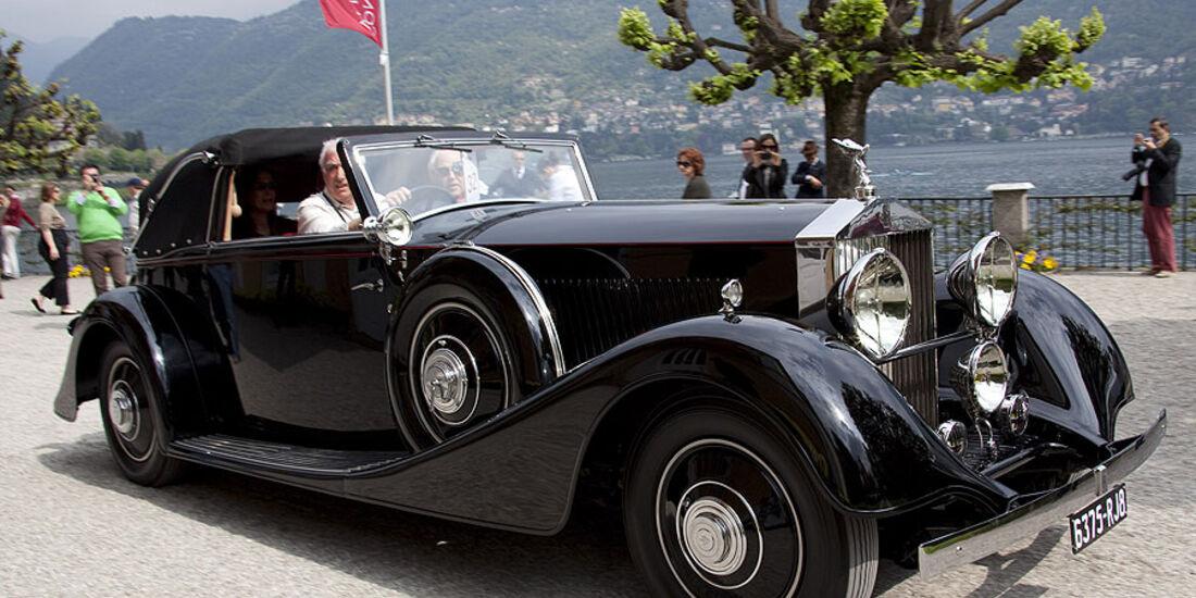 Rolls-Royce Phantom II Continental Drophead Coupé