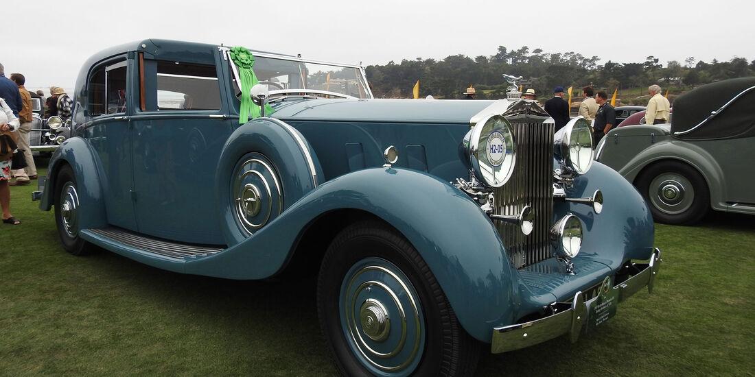 Rolls-Royce Phantom III - Pebble Beach Concours d'Elegance 2016