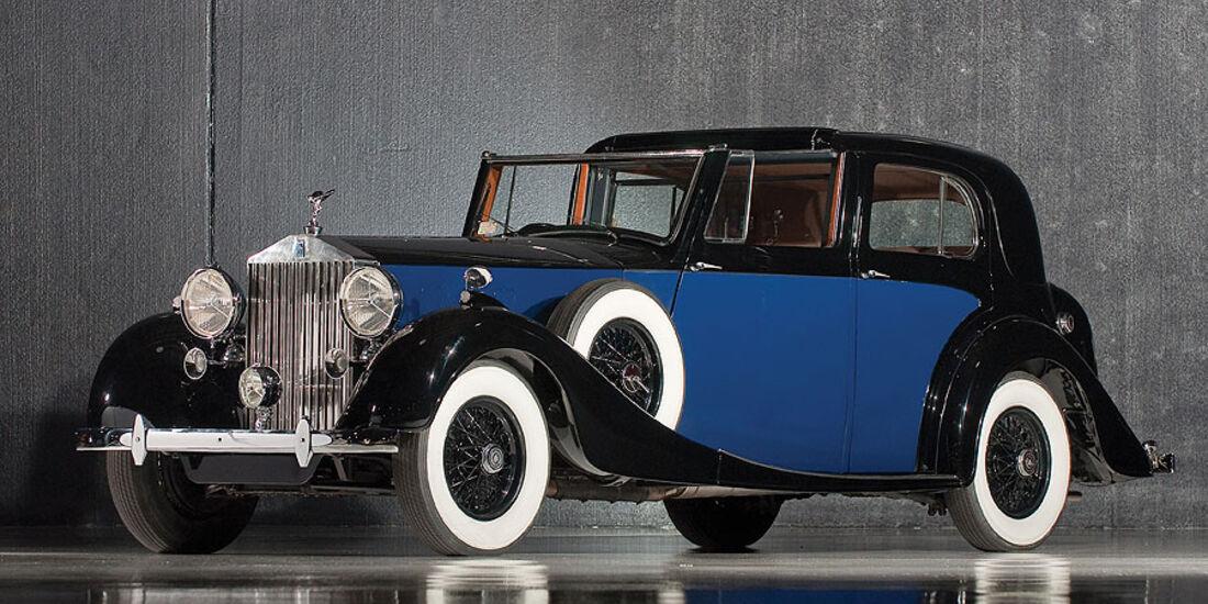 Rolls-Royce Phantom III Sedanca deVille