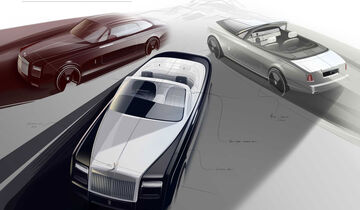Rolls-Royce Phantom Zenith Teaser
