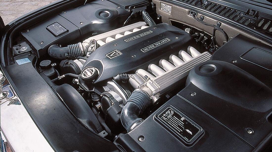 Rolls-Royce Silver Seraph, Motor