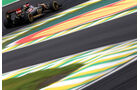 Romain Grosjean - Formel 1 - GP Brasilien - 8. November 2014