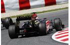 Romain Grosjean - Formel 1 - GP Spanien 2013