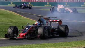 Romain Grosjean - GP Australien 2017