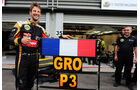 Romain Grosjean - GP Belgien 2015