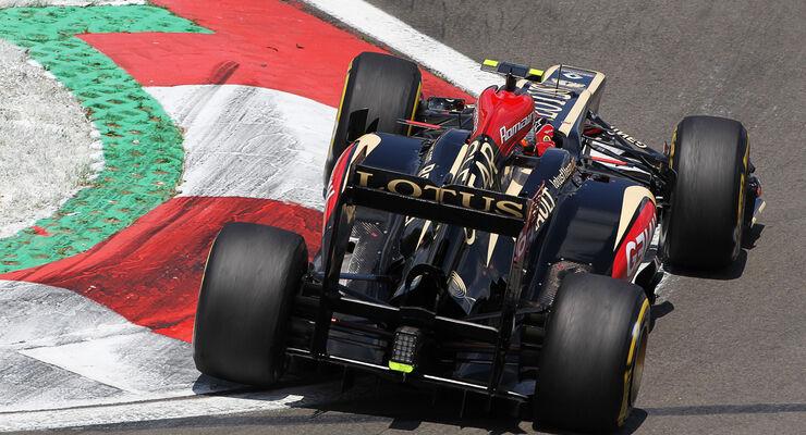 Romain Grosjean GP Deutschland 2013
