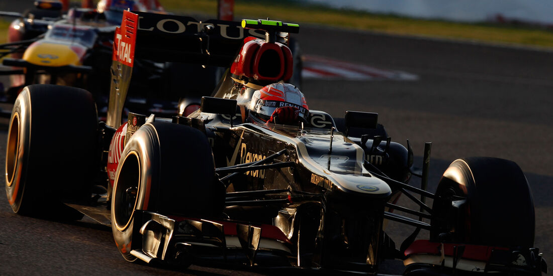 Romain Grosjean - GP Japan 2013