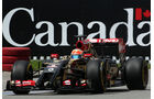Romain Grosjean - GP Kanada 2014