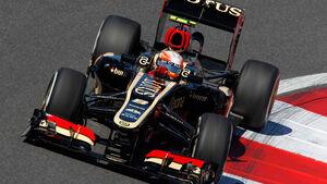 Romain Grosjean - GP Korea 2013