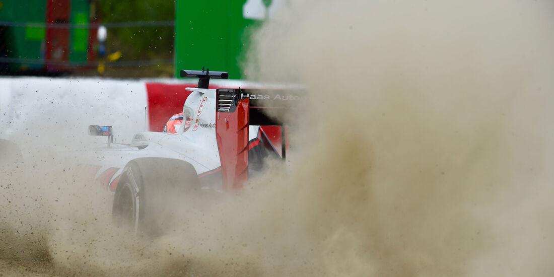 Romain Grosjean - HaasF1 - Formel 1 - GP Japan - Suzuka - Freitag - 7.10.2016