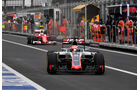 Romain Grosjean - HaasF1 - Formel 1 - GP Mexiko - 28. Oktober 2016