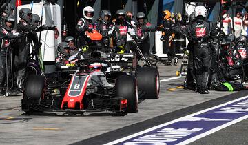 Romain Grosjean - HaasF1 - GP Australien 2018