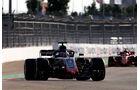 Romain Grosjean - HaasF1 - GP Russland 2018 - Sotschi - Qualifying
