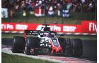 Romain Grosjean - HaasF1 - GP Ungarn 2018 - Budapest - Rennen