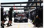 Romain Grosjean - Lotus - Formel 1 - GP Australien - Melbourne - 14. März 2015