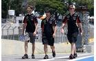 Romain Grosjean - Lotus - Formel 1 - GP Brasilien - 21. November 2013