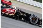 Romain Grosjean - Lotus - Formel 1 - GP Deutschland - 6. Juli 2013
