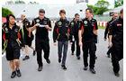 Romain Grosjean - Lotus - Formel 1 - GP Kanada - 6. Juni 2013