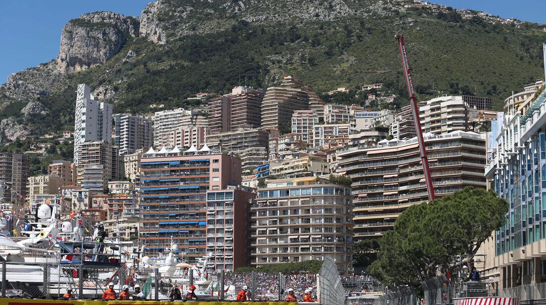 Romain Grosjean - Lotus - Formel 1 - GP Monaco - 23. Mai 2013