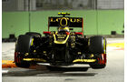 Romain Grosjean - Lotus - Formel 1 - GP Singapur - 22. September 2012