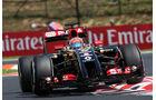 Romain Grosjean - Lotus -  Formel 1 - GP Ungarn - 26. Juli 2014