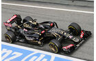 Romain Grosjean - Lotus  Formel 1-Test - Barcelona - 26. Februar 2015