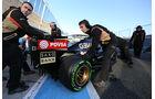 Romain Grosjean - Lotus - Formel 1-Test - Jerez - 4. Februar 2015