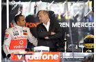 Ron Dennis Lewis Hamilton