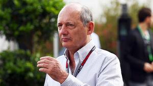 Ron Dennis - McLaren - Formel 1 - 2014